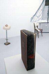 barbara caveng Aus der Bibliothek der Haare | Gottfried Benn: Lyrik und Prosa, Briefe und Dokumente
